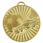 Football Medal 60mm AM937